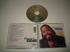 BARRY WHITE/LET THE MUSIC PLAY(PICWICK/PWKS 4128P)CD ALBUM