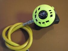 APEKS TX40 Octopus Regulator 2nd Stage Yellow Scuba Dive Octo Pony APEX Diving