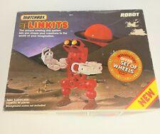 MATCHBOX Vintage 1984 LINKITS ROBOT Space used