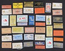 42 Cahier papier cigarette NIL  JOB PICON Rolling paper zigarettenpapier