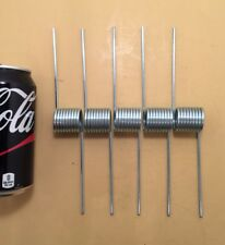 .115� Wire Torsion Spring Lot Of 5