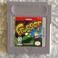 Frogger Nintendo Game Boy Cartridge Cleaned & TESTED Fast Ship! Majesco Arcade
