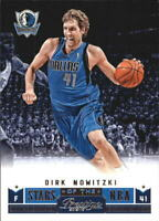 2012-13 Prestige Stars of the NBA #14 Dirk Nowitzki - NM-MT