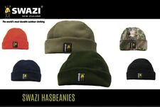 SWAZI HASBEANIE - SWAZI OUTDOOR CLOTHING - MADE IN NZ - VARIOUS SIZES & COLOURS