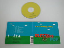 LITTLE COMPUTER PEOPLE/ELECTRO POP(PSI49NET PSI010) CD ALBUM DIGIPAK