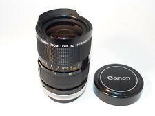 Canon Objektiv FD 28-50mm 1:3,5 S.S.C. *TOP*