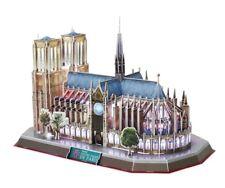 Puzzle Cubic Fun 149 Teile - Puzzle 3D mit LED - Notre Dame de Pa... (45655)