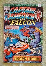 Captain America #194 (Feb 1976, Marvel) 4.0 VG (Jack Kirby)