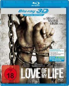 LOVE OF MY LIFE  3D blu ray ( Includes 2D ) ( NEW ) REG B