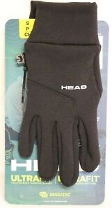Head Sensatec Men's Ultrafit Touchscreen Running Gloves