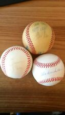 Toronto Blue Jays Autographed Memorabilia, Balls and Photo