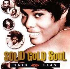 SOLID GOLD SOUL - 1979 to 1983 / VARIOUS ARTISTS  -  2 CD SET