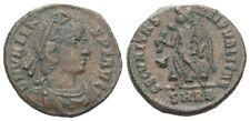 AC&B-10. Roman Empire.Valens, 364-378. AE3, Rome 378-383. Rare