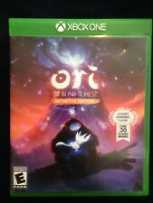 Ori and the Blind Forest: Definitive Edition (Microsoft Xbox One, 2016)