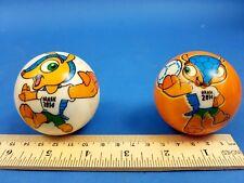 Brazil Official Mascots FIFA World Football Cup 2014 Brasil Small Ball Mascot