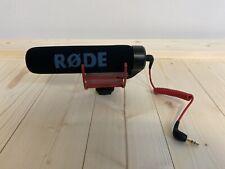 Rode VideoMic GO Lightweight On Camera Microphone