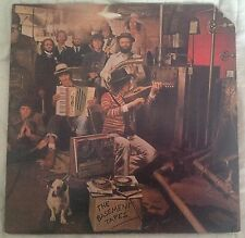 BOB DYLAN THE BAND BASEMENT TAPES RADIO STATION WHITE LABEL PROMO LP DEMO RECORD