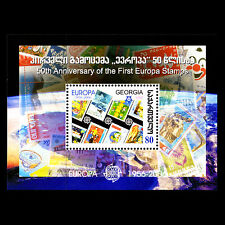 Georgia 2005-50th anniversary of the First Europa stamp-mnh