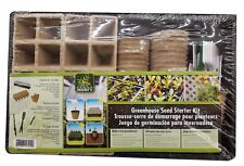 Seeders Greenhouse Seed Starter Kit Germination Planting Gardening FREE SHIPPING