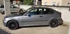 BMW 4x ORIGINAL STYLING 73 ALUFELGEN SOMMERREIFEN 7x 17 Zoll ET47 3er E46 E36 Z3