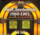 Zvuk Sezdesetih 2 CD 1960 - 1961 Croatia Vice Vukov Lola Gabi Ivo Robic 54 Hita