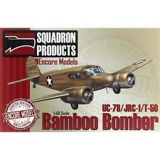 Encore Models 48008 UC-78/JRC-1/T-50 Bamboo Bomber 1/48 Scale Aircraft Model Kit