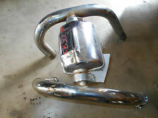 honda cb500t cb500 twin front exhaust head header pipes  75 76 1975 1976