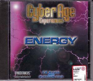CD CYBER AGE EXPERIENCES ENERGY (NEW AGE) - 1999 Nuovo Sigillato SS