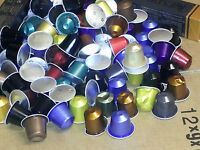 150 x Nespresso Capsules (10 Assorted Flavours) Sold Loose