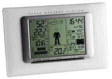 Station météo sans fil meteo-max TFA 35.1066 Horloge radio-pilotée baromètre