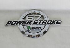 FORD 6.7L POWER STROKE TURBO DIESEL B20 EMBLEM 11-16 F250 F350 OEM DOOR BADGE