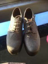 Mens New Top Man  Suede Tan Size 10Lace Up Shoes BRAND NEW