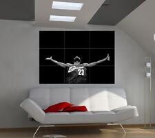 """Lebron James Huge Big Poster Wall Print 39""""x57"""" lx17"""