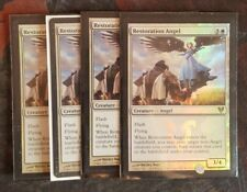 Mtg restoration angel foil x 1 great condition