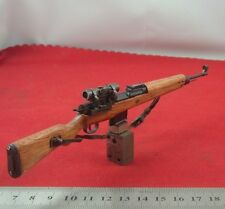 SS-MODEL 1/6 Metal & Wood Gun Model WWII German G43 Semi Automatic Rifle
