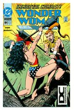 1)WONDER WOMAN v2 #91(11/94)2nd ARTEMIS(BOLLAND CVR)DC UNIVERSE VARIANT(CGC IT)!