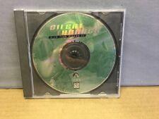 (AE) 1996 PC CD Game SIERRA Silent Thunder A-10 Tank Killer II Clean DIsc