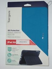 Targus 3D Protection Case for iPad Air 2 - Blue