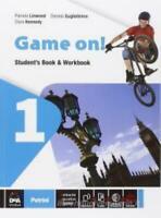 Game on! volume1 , Petrini scuola media codice:9788849419238