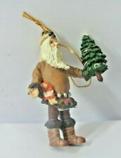 """Vintage Limited Edition Duncan Royale Christmas Ornament - """"Pioneer"""""""