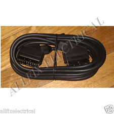 AV Lead - Scart Plug to Scart Plug 3.0m - Part No. VC20