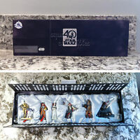 Star Wars IV: A New Hope 40th Anniversary Limited Edition 6 Ornament Set Disney