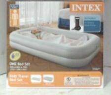 """NEW Intex 66810MW Kids Travel Airbed 42"""" x 66"""" x 10"""" $61"""