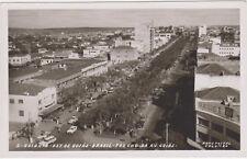 RPPC,Goiania,Brazil,S.A.Trecho da Av.Goias,c.1950s