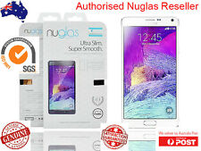 NUGLAS 9HR Tempered Glass Screen Protector 4 Samsung Galaxy Note 3 4 5
