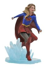 DC GALLERY SUPERGIRL CW PVC FIGURE STATUE NEW NIB