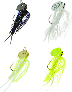 Z-Man ChatterBait Micro 1/8 oz. Small Bladed Swim Jig Panfish & Crappie Lure