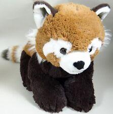 Build a Bear Red Panda Fox World Wildlife Federation Plush Wwf 2013 Racoon Large