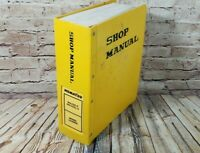 Komatsu WA320-5 WA320L-5 Wheel Loader Shop Manual Service Binder & Parts Book