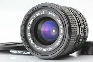 [MINT] Canon Zoom Lens FD 35-70mm f3.5-4.5 MF lens From Japan